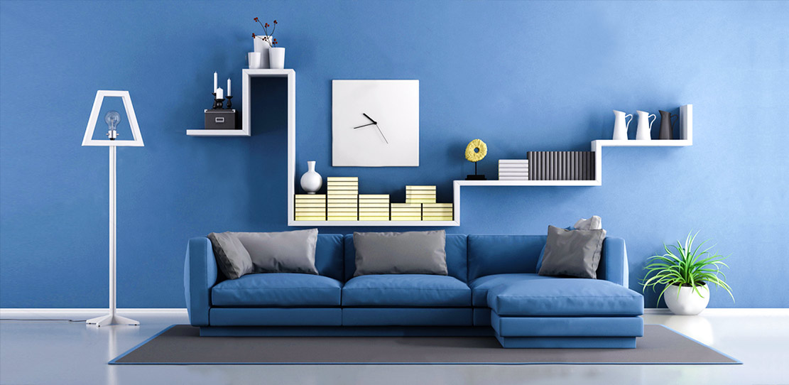 Living space interiors